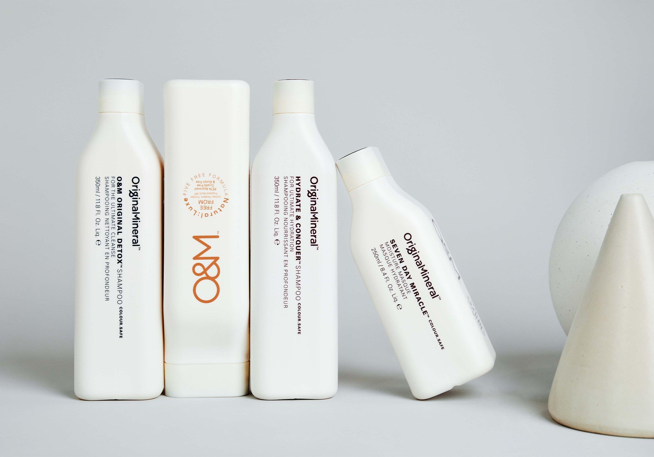 Original & Mineral haar producten